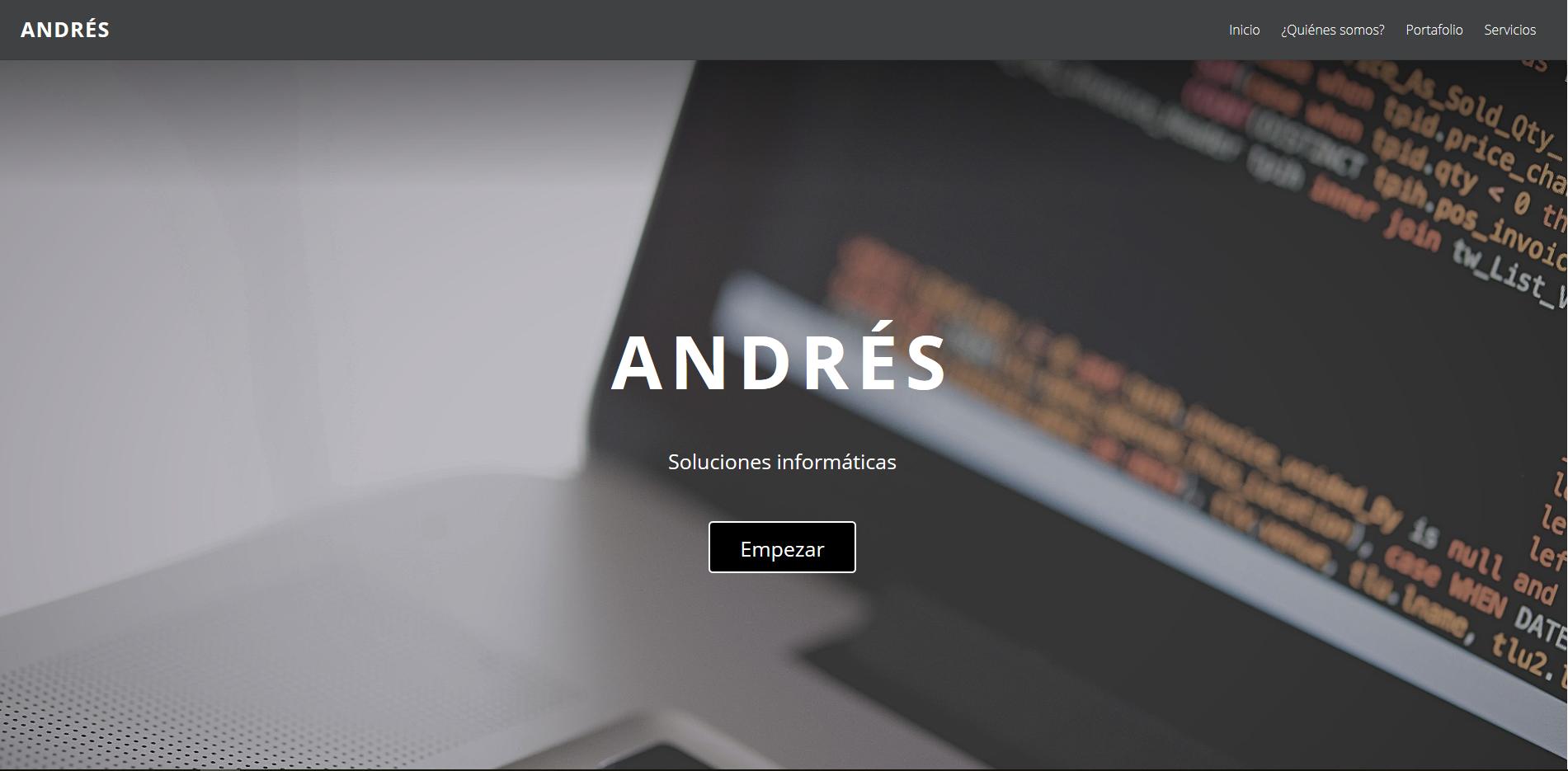 Soluciones informáticas / Cali, Colombia
